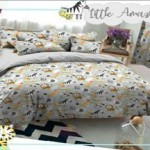 sprei katun panca anak motif little Amazon