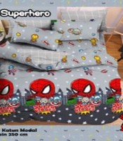 SPREI ANAK MOTIF MY SUPER HERO ABU